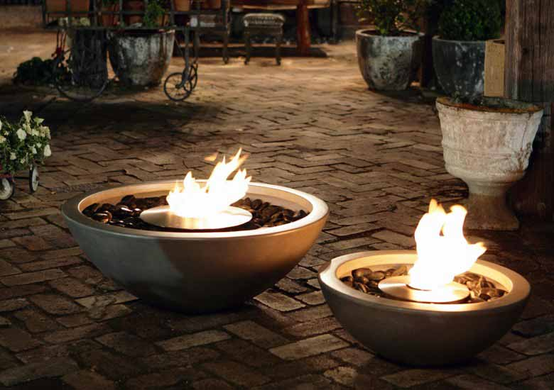 Ethanol fires methylated spirit fireplace fireplace for for Alcohol fire pit