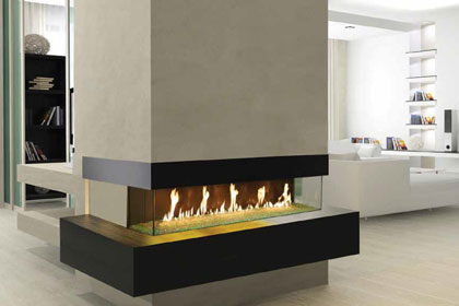 Gas Log Fires Artificial Fireplaces Fake Fireplaces
