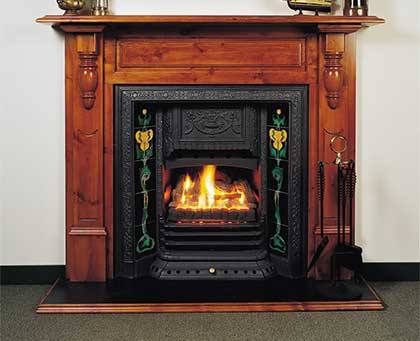 Rinnai Gas Log Fires