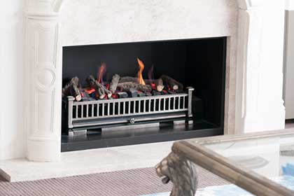 Real Flame Gas Log Fires