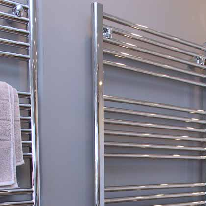 DeLonghi Steel Radiator Panels Delonghi Towel Rails