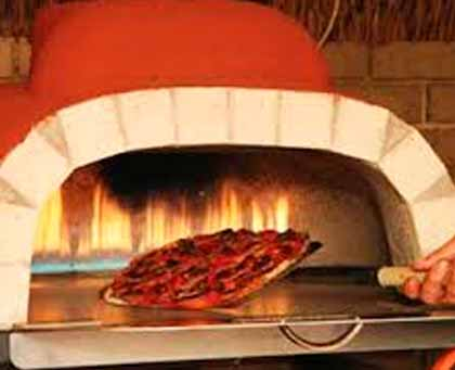 Jetmaster Wood Fired Pizza Oven