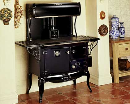 Stanley wood stoves
