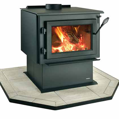 Heatilator Wood-Burning Stove