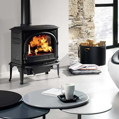 Jotul wood heating