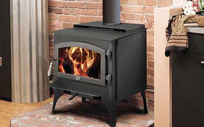 Lopi wood heating