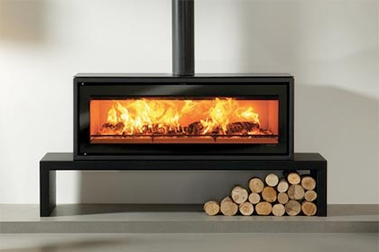Stovax wood heating
