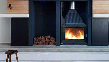 Wood Heating and Fireplaces